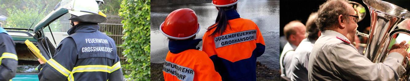 Freiwillige Feuerwehr Großhansdorf